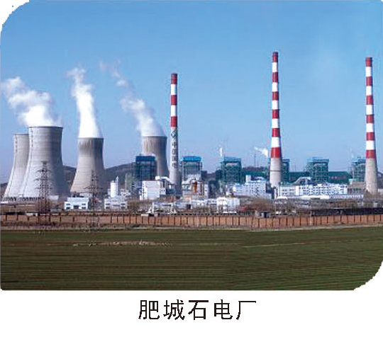 肥城石電廠